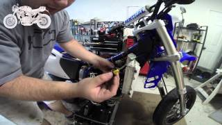 6. MaksWerks Garage - 2001 Yamaha WR250F - General Mainenance and Free Mods