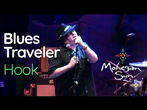 "Blues Traveler Performs ""Hook"" Live At The Wolf Den, Mohegan Sun"