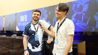 "EVO 2017 – Hungrybox: ""I can play in a really degenerate way and probably guarantee a win"""