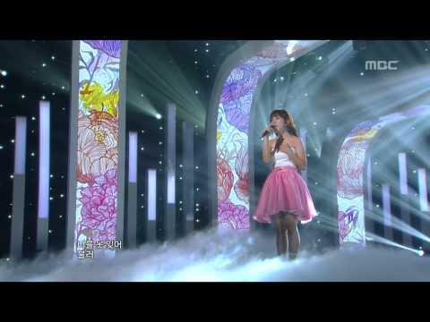 Baek A-yeon - Sad Song, 백아연 - 느린 노래, Music Core 20120922 (видео)