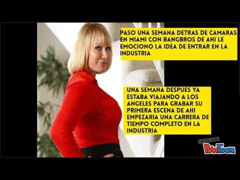 Mellanie Monroe - COMO ENTRO EN LA INDUSTRIA (видео)