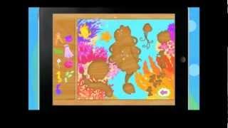 Mermaid Princess Puzzles YouTube video