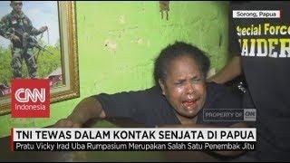 Download Video TNI Tewas Dalam Kontak Senjata di Papua, Keluarga Histeris MP3 3GP MP4