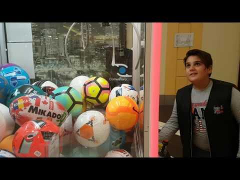 Ecco come vincere alle macchine da gioco palloni parte 1