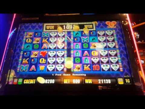 Pokie Win - More Hearts Max Bets - Lucky Streak