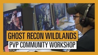 The Ghost Recon Wildlands development team invited 12 community members to the Paris studio to have them try Ghost War, our upcoming PvP mode. Watch their reactions!