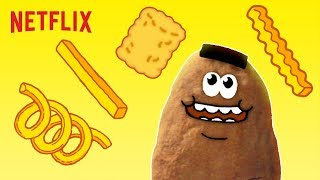 Are You A French Fry, Tater Tot or Baked Potato? 🍟🥔 Ask the StoryBots | Netflix Jr