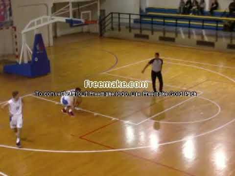 "1 kolo Grupa B ОKK""Zlatar"" – KK ""Student"" 77:64"