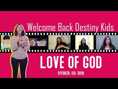 Destiny Kids Serviec   1 November 2020