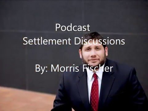 Settlement Discussions Podcast