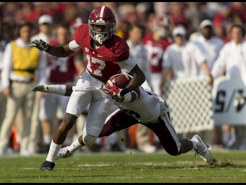 Alabama WR Cam Sims: Just throw it up. I'll catch it.