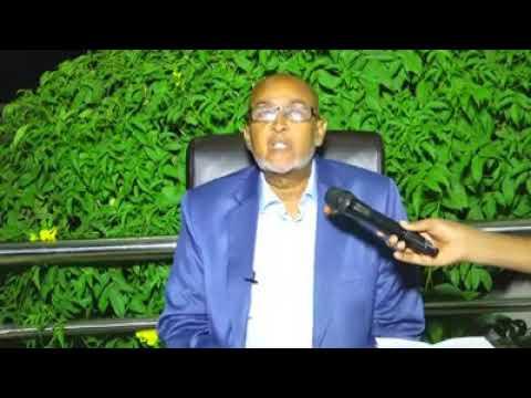 Cabdiraxman Ciro o Warbaahinta La Hadlay Kana Hadlay Musuqmasuq Ka Dhacay Dorashada Somaliland