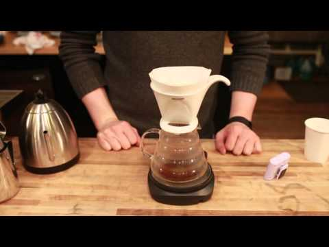 Beehouse Ceramic Dripper Overview
