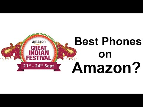 Best Phones on Amazon ?