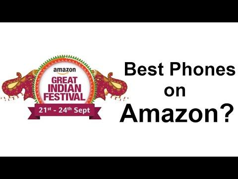 Best Phones on Amazon ?