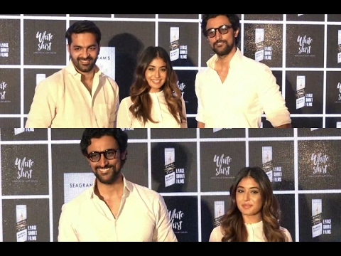 Kunal Kapoor & Kritika Kamra At Screening Of Sumit Arora's Short Film White Shirt