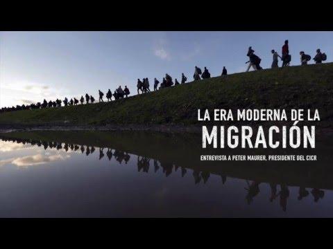 La era moderna de la migración: entrevista a Peter Maurer, presidente del CICR