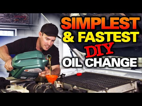 HOW TO CHANGE YOUR OILS – Complete guide with Shaun Whale!