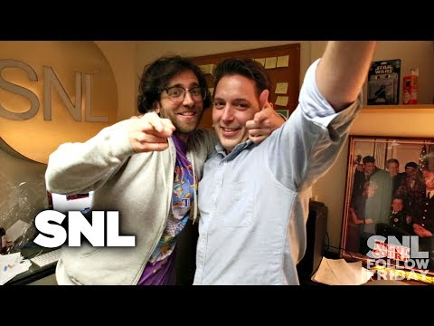SNL Backstage: Follow Friday with Kyle Mooney and Beck Bennett