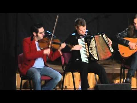 Lazar Novkov & Frame Orchestra - Live@ TEDx