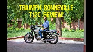 9. Buying the Triumph Bonneville T120 1200cc motorcycle? WATCH THIS FIRST!