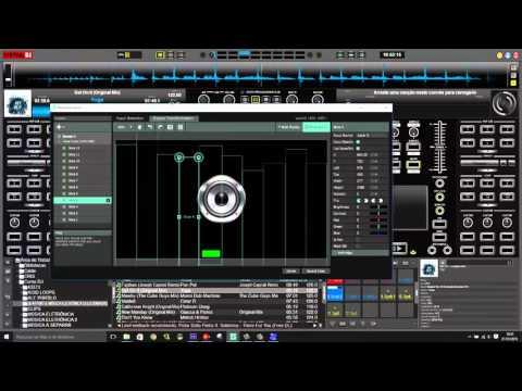 Resolume Arena and Virtual DJ via Cable virtual driver   Similar Sound Flower on Windows  Reactive Á