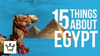 15 things you didn't know about Egypt SUBSCRIBE to ALUX: https://goo.gl/KPRQT8 In this Alux.com video we'll try to answer the following questions: What are ...