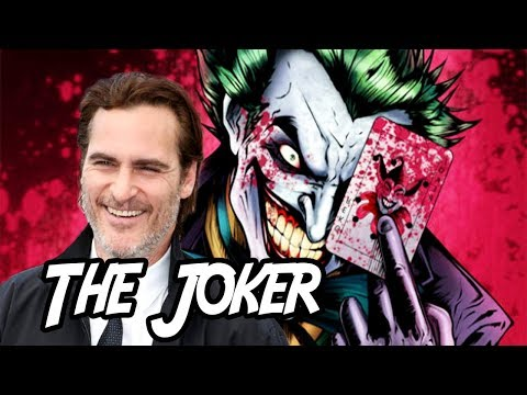 Joaquin Phoenix Joker Origin Movie Officially Announced!