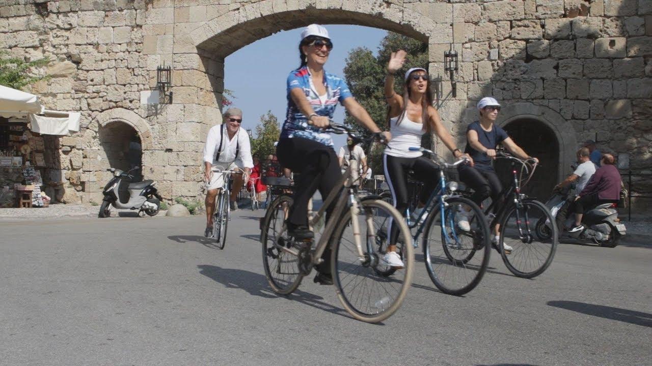Historica: Ποδηλάτες …από τα παλιά στη Ρόδο