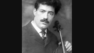 "Download Lagu Fritz Kreisler plays Kreisler ""Liebesleid"" in 1930 and 1942 Mp3"