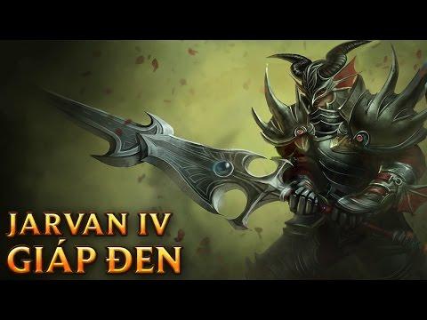Jarvan IV Giáp Đen - Darkforge Jarvan IV