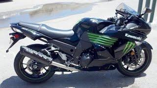 5. 2007 Kawasaki Ninja ZX 14