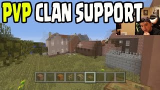 Minecraft PS3, Xbox360, Wii U - PVP CLAN SUPPORT / CLAN WARS