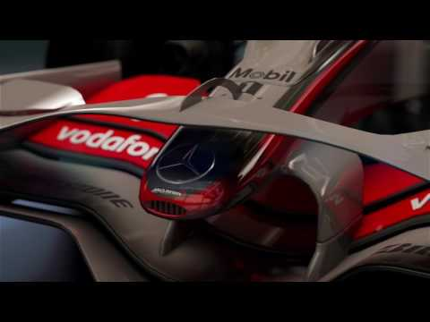 F1 2017 Classic Car Reveal   McLaren FR de F1 2017
