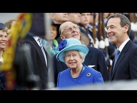 Η βασίλισσα Ελισάβετ στο Βερολίνο