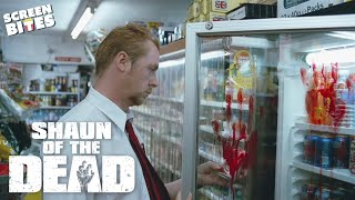 Nonton Shaun Of The Dead   Zombies  What Zombies  Simon Pegg  Nick Frost  Edgar Wright Film Subtitle Indonesia Streaming Movie Download