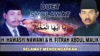 MERDUNYA SHOLAWAT AL KIROM : SYEIKH HAWASY NAWAWY DKK. MPH1. INDONESIA. 07.11.2017