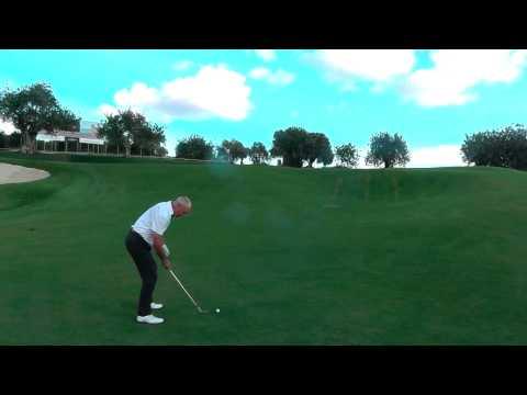Golf Tips: 40-yard pitch