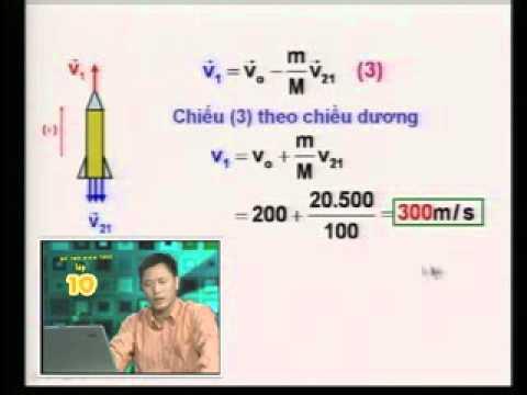 Video Bài Giảng Bổ trợ kiến thức môn Vật Lý lớp 10   Đài Truyền Hình HTV4 5