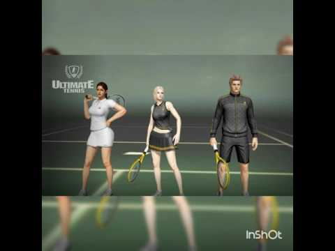 Ultimate Tennis Multiplayer Gameplay And Review