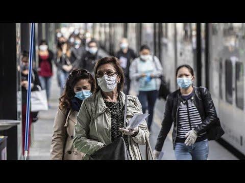 Ιταλία: Σε χαμηλό διμήνου τα νέα κρούσματα