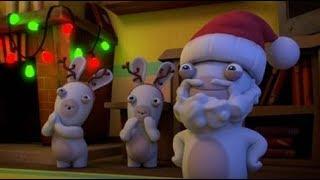 Les Lapins Crétins Invasion - Compilation spéciale Noël