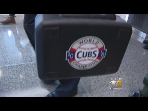 A Preview Of The Chicago Cubs World Series Ring Ceremony
