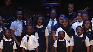 "Video Harlem Village Academies: Hugh Jackman Performs ""A Million Dreams"" to Support the Children of HVA MP3, 3GP, MP4, WEBM, AVI, FLV Juni 2018"