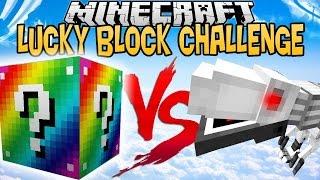 Video RAINBOW LUCKY BLOCK VS T-R3X 1000 ! | LUCKY BLOCK CHALLENGE |[FR] MP3, 3GP, MP4, WEBM, AVI, FLV November 2017