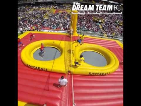 Bossaball (aka Bounce House Volleyball) When Is This Coming To Tampa??!!