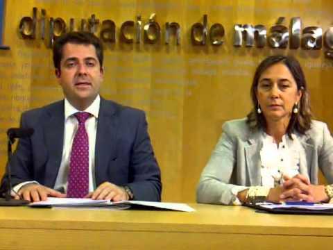Presentación de la segunda fase del Plan de Concertación 2012 de la Diputación