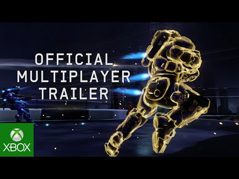 Halo 5 Guardians Multiplayer Trailer