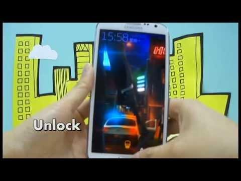 Video of Killer Live Locker Theme