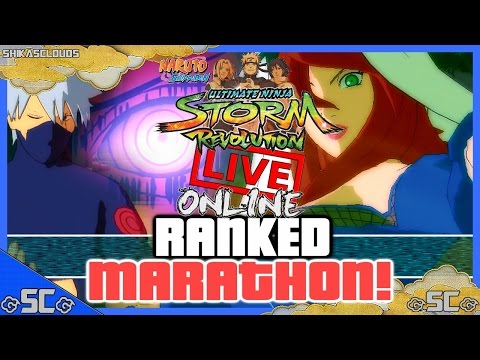 Video Revolution - SC's Special Ranked Marathon - Episode 1! (LIVE Online #87) Naruto Shippuden Ultimate Ninja Storm Revolution Thumbs Up for more! Previous Ranked Video Here!
